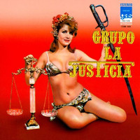 GRUPO LA JUSTICIA  - RARE  Mexican 1979   2 ONLY!  MINI LP SLV  CD