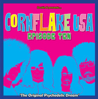 CORNFLAKE USA 10  -THE ORIGINAL PSYCHEDELIC DREAM(late 60s cult obscurities) COMP CD
