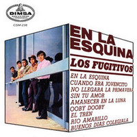 FUGITIVOS,LOS - En La Esquina (Mexican Creedence! Great cover songs)CD