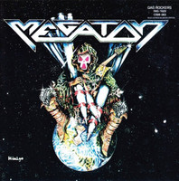 MEGATON - Gas Rockers (Extremely rare Mexican heavy metal from the 80's)CD