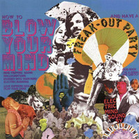 UNFOLDING   - Freak Out Party  Blow Your Mind (1967 FLOWER POWER) CD