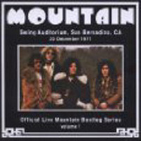 MOUNTAIN   -Live in San Bernadino, CA 1971 (HARD ROCK)  CD