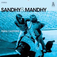 SANDHY & MANDHY -Para Castukis  (Rare 70s psych)  gatefold jacket w insert  LP