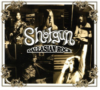SHOTGUN -Dallasian Rock(Tight, urban blues rock Prev. unrel vintage studio tracks from the 70's) LP