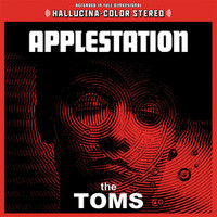 TOMS  - Applestation ( 60s style psych pop nuggets)  LP