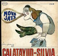 CALATAYUD-SILVIA   -Nova Jazz- Obscure 1969 Mexican- CD