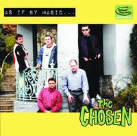 CHOSEN  -AS IF BY MAGIC (RARE 90s POWERPOP) CD