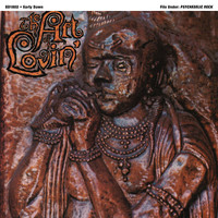 ART OF LOVING  - S/T (U.S 60s psych folk) CD