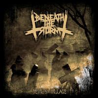 BENEATH THE STORM   -DEVIL'S VILLAGE (Slovenian sludge doomsters)  CD