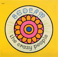 CRAZY PEOPLE - Bedlam(pioneering 60's Psych)CD