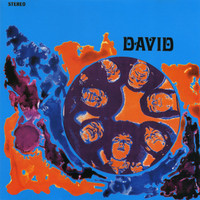 DAVID - ST (1969 psych pop Airplane style) CD