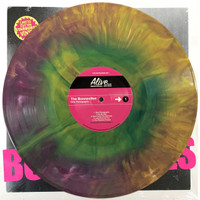 BONNEVILLES  -Dirty Photographs  STARBURST LP  (Left Lane Cruiser, Black Keys, James Leg style) LP
