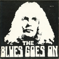 BLUES GOES ON - ST (70s basement psych rock from Hamburg)  CD