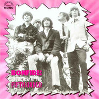 FIFTH ORDER  -BONFIRE! RETURN OF  (1966 GARAGE  CLASSIC w 3 bonus cuts &TV appearance - CD