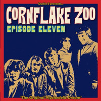 CORNFLAKE ZOO # 11  -THE ORIGINAL PSYCHEDELIC DREAM-  COMP CD