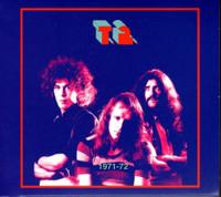 T2  -1971- 1972 (UK PSYCH PROG LEGENDS Power trio)  CD