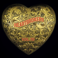 HEARTBROKERS   - VOL 10 (9 tracks of original Aussie rocknroll, plus the Don Nix classic Goin Down)   CD