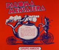 GRUPO AMIGOS  - Paloma mensajera(1973 Peruvian psych) CD