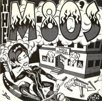 M-80s   -SLit My Wrist (Raucous 90s punk)   45 RPM