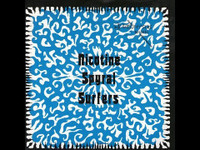 NICOTINE SPYRAL SURFERS  - PURPLE MARBLE(1991 Heavy italian PSYCH) 45 RPM