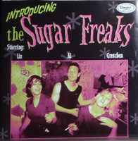 SUGAR FREAKS   -SUMMERTIME/(Guitar pop from Ex Smear) 45 RPM
