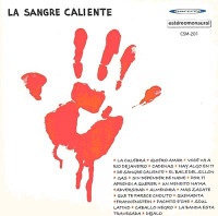 SANGRE CALIENTE   - ST - Gritty rare Latin garage) 1 ONLY!   CD