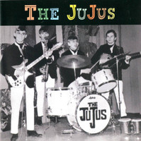 JUJUS - You Treated Me Bad 65-67  (60s garage psych Pebbles all stars!) CD