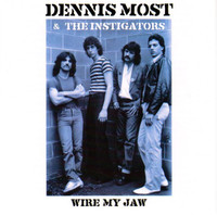 DENNIS MOST & THE INSTIGATORS -WIRE MY JAW - 1979 KBD star   CD