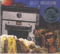 DEAD MEADOW  -THE NOTHING THEY NEED(60s psych /early '70s hard rock influenced style) CD