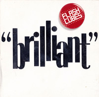 FLASHCUBES  - BRILLIANT( Power pop) DIGIPAK CD