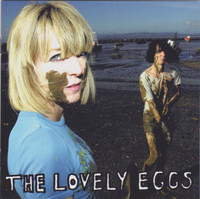 LOVELY EGGS  - COB DOMINOS(kraut-influenced psych punks) SALE! CD