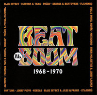 BEAT (AL)BOOM 1968-1970 (Essential Czeck beat ) VA   DOUBLE CD