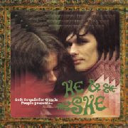 HE & SHE   -VA 2 FAR-OUT POP PSYCH DUOS from the late 60's!! COMP CD