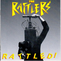 RATTLERS - RATTLED (Hard-edge pop from punk roots, Joey Ramone's brother) CD