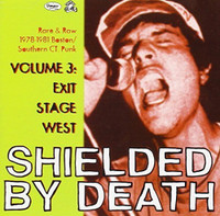 SHIELDED BY DEATH -Vol. 3 RARE PUNK TRACKS  78-81 -COMP LP