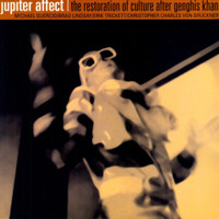 JUPITER AFFECT  - Restoration of Culture.. (catchy pop w  Michael Quercio, of the legendary Three O'Clock) CD