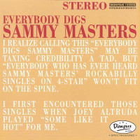 SAMMY MASTERS  - EVERYBODY DIGS (50s Rockabilly legend)CD