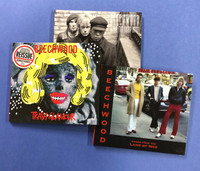 BEECHWOOD  - BUNDLE- ALL 3  CDS on DIGIPACK