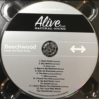 BEECHWOOD  - Inside the Flesh Hotel digipack CD