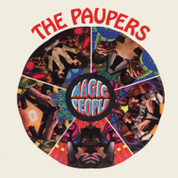 PAUPERS - Magic People ( 60s Byrds /Brit Invasion style)CD