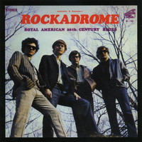 ROCKADROME -Royal American 20th Century Blues (rare 60s pop psych) CD