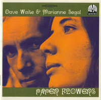 JADE -DAVE WAITE & MARIANNE SEGAL Paper Flowers (60s Psych/Folk) CD