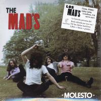 MADS, LOS  - MOLESTO(Psych Rock Wild Masterpiece 1968-1971) CD