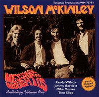 MCKINLEY, WILSON  - Message Brought To Us -Anthology (70s  psych ) SALE! CD