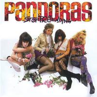 PANDORAS - STOP PRETENDING w 10 BONUS TRACKS (1986 GIRL GARAGE GODESSES -CD