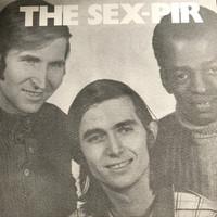 SEX PIR  - ST (Greek 66-69 ) LTd ed of 200  GREY VINYL LP
