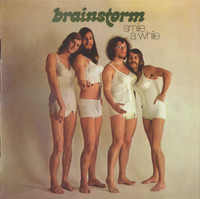 BRAINSTORM   -Smile A While(1972 Krautrock Hendrix inspired) CD