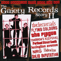 GAIETY RECORDS STORY  - VOL.2 (Rare 60s garage, punk & psych singles) COMP CD