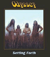 ODYSSEY - Setting Forth  (One of the ten rarest psych albums from the USA)gatefold mini-LP slv Deluxe Ed.  2xCD