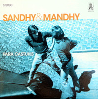 SANDHY & MANDHY  -Para Castukis  (70s psych w Zombie's like vocals and fuzz guitar) CD